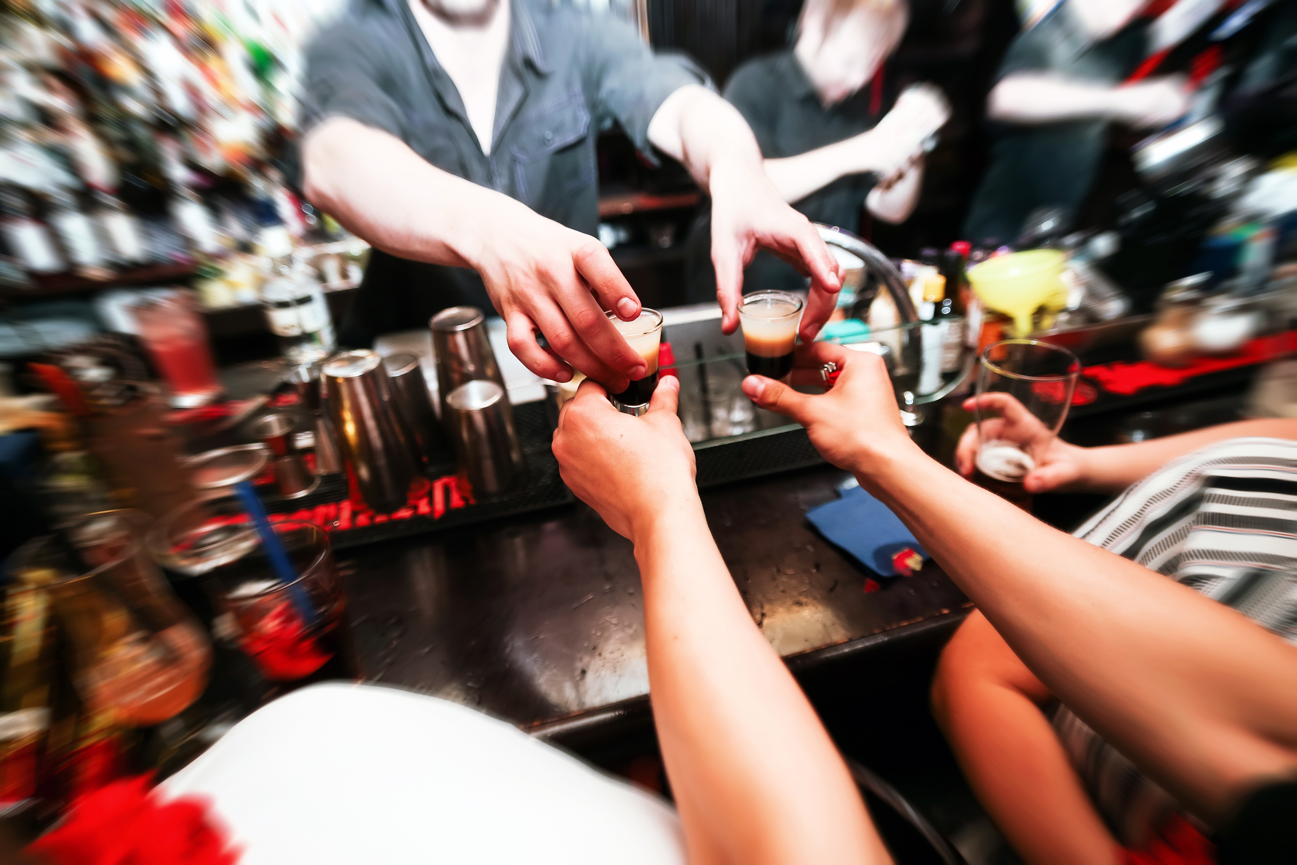 alcohol payment system